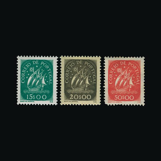 Lot 16726 - Portugal 1943 - 1949 -  UPA UPA Sale #82 worldwide Collections