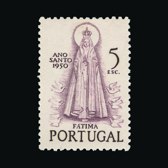Lot 16754 - Portugal 1950 -  UPA UPA Sale #82 worldwide Collections