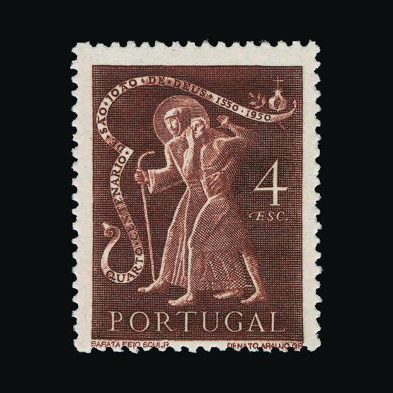 Lot 16758 - Portugal 1950 -  UPA UPA Sale #82 worldwide Collections