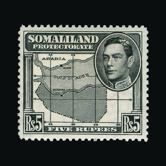 Lot 18015 - somaliland 1938 -  UPA UPA Sale #82 worldwide Collections