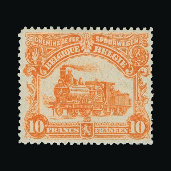Lot 1927 - Belgium 1915 -  UPA UPA Sale #82 worldwide Collections