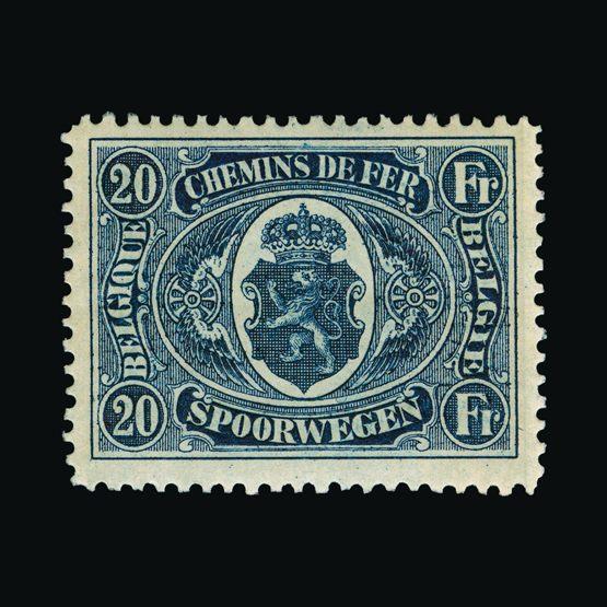 Lot 1941 - Belgium 1921 -  UPA UPA Sale #82 worldwide Collections