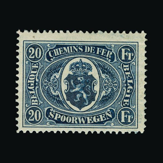 Lot 1944 - Belgium 1921 -  UPA UPA Sale #82 worldwide Collections