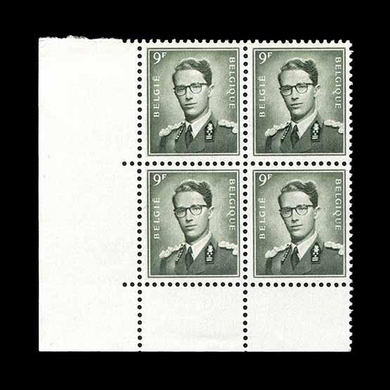 Lot 2067 - Belgium 1953-72 -  UPA UPA Sale #82 worldwide Collections