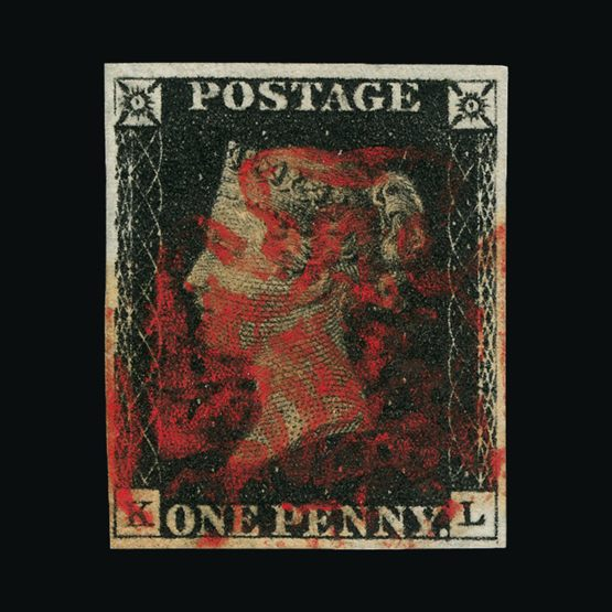 Lot 20725 - Great Britain - QV (line engraved) 1840 -  UPA UPA Sale #82 worldwide Collections