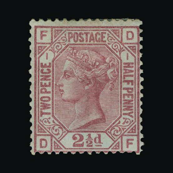 Lot 20993 - Great Britain - QV (surface printed) 1873-80 -  UPA UPA Sale #82 worldwide Collections