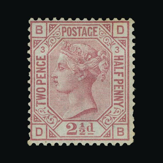 Lot 20994 - Great Britain - QV (surface printed) 1873-80 -  UPA UPA Sale #82 worldwide Collections