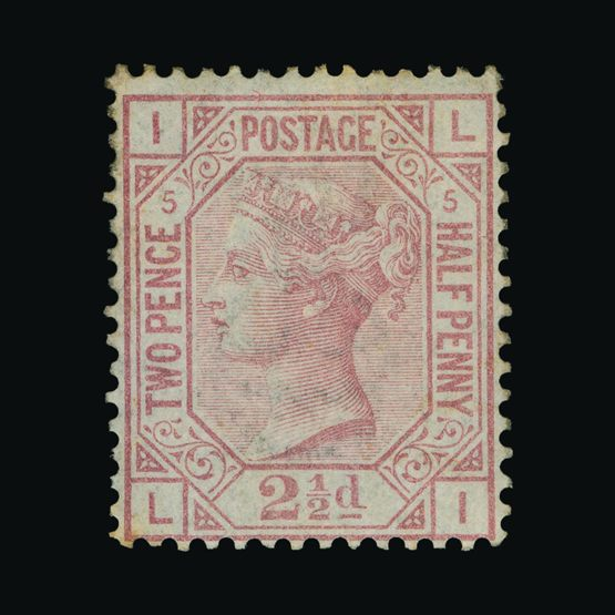 Lot 21002 - Great Britain - QV (surface printed) 1873-80 -  UPA UPA Sale #82 worldwide Collections