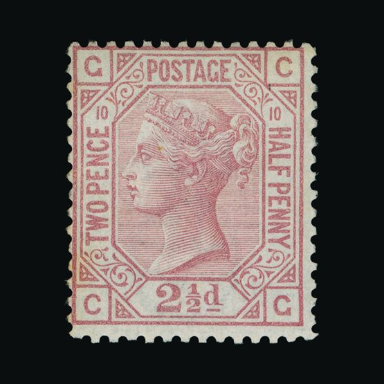 Lot 21003 - Great Britain - QV (surface printed) 1873-80 -  UPA UPA Sale #82 worldwide Collections