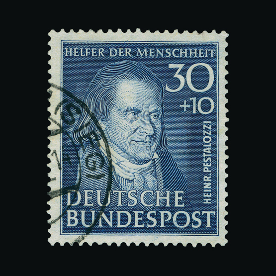 Lot 7484 - Germany - German Federal Republic - West Germany 1951 -  UPA UPA Sale #82 worldwide Collections