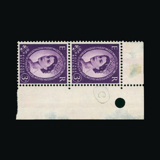 Lot 9544 - Great Britain - QEII (pre-decimal) 1958 -  UPA UPA Sale #82 worldwide Collections