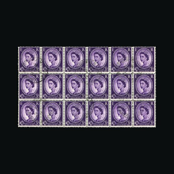 Lot 10755 - Great Britain - QEII (pre-decimal) 1957 -  UPA UPA Sale #83 worldwide Collections