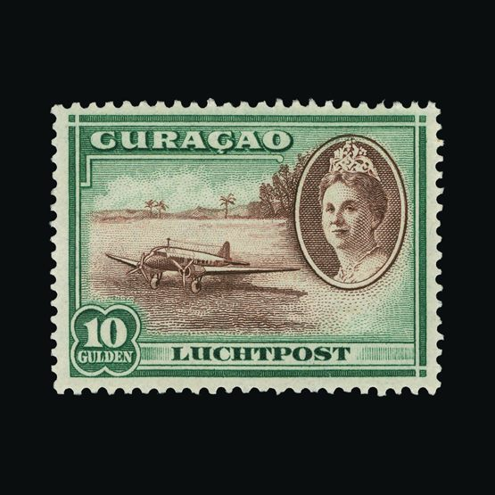 Lot 15702 - Netherlands - Colonies - Curacao 1942-45 -  UPA UPA Sale #83 worldwide Collections