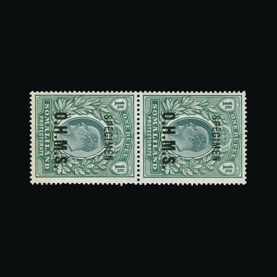 Lot 18348 - somaliland 1904-05 -  UPA UPA Sale #83 worldwide Collections