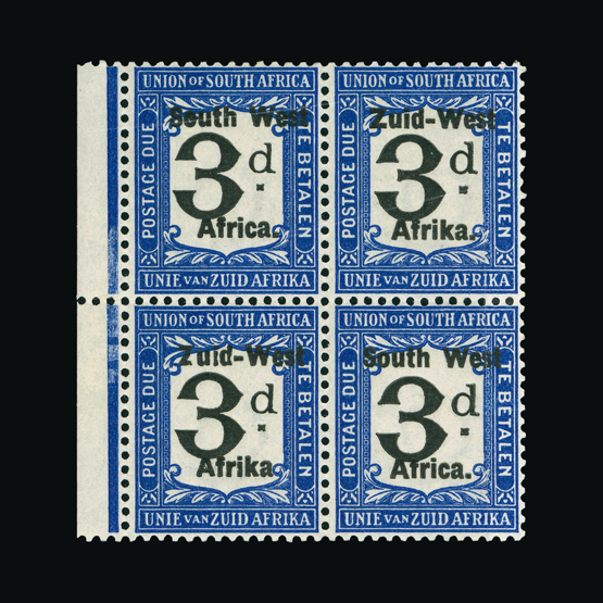 Lot 18706 - south west africa 1923 -  UPA UPA Sale #83 worldwide Collections