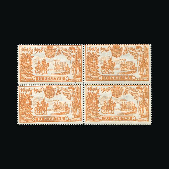 Lot 18844 - Spain 1905 -  UPA UPA Sale #83 worldwide Collections
