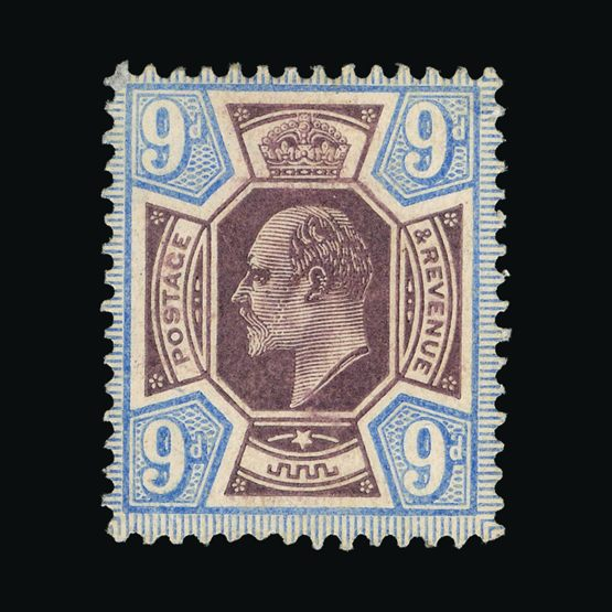 Lot 21515 - Great Britain - KEVII 1902-10 -  UPA UPA Sale #83 worldwide Collections