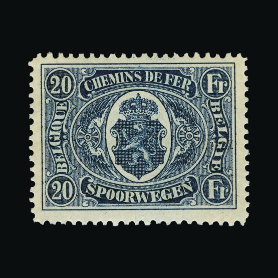 Lot 2807 - Belgium 1921 -  UPA UPA Sale #83 worldwide Collections