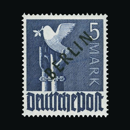 Lot 8182 - Germany - German Federal Republic - West Germany 1948 -  UPA UPA Sale #83 worldwide Collections