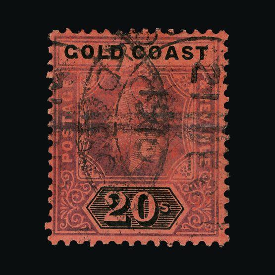 Lot 8891 - gold coast 1902 -  UPA UPA Sale #83 worldwide Collections