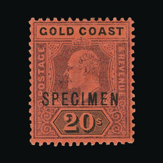 Lot 8900 - gold coast 1902 -  UPA UPA Sale #83 worldwide Collections