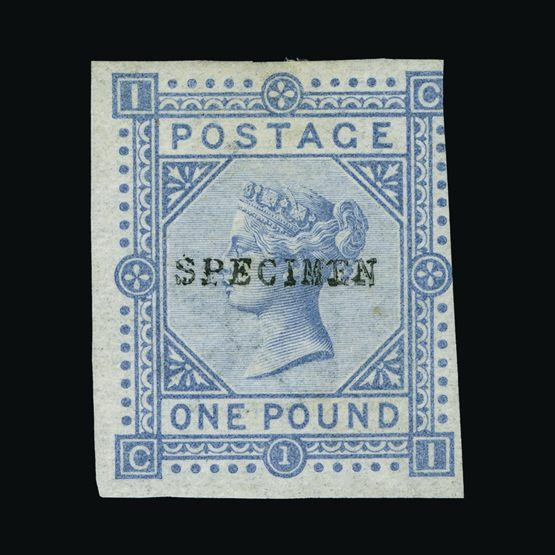 Lot 9623 - Great Britain - QV (surface printed) 1867-83 -  UPA UPA Sale #83 worldwide Collections